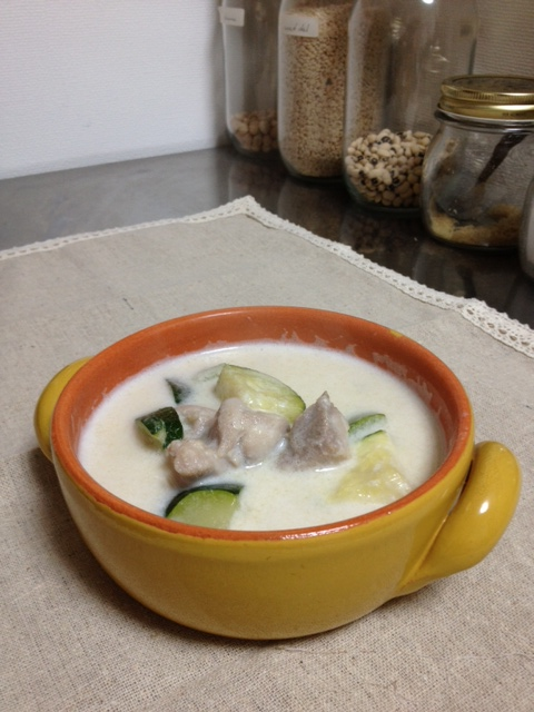 ココナツと鶏肉のスープ.JPG