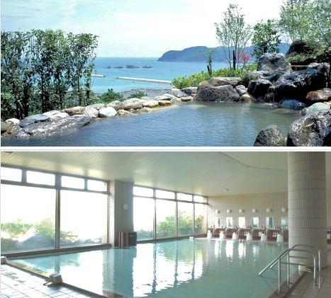 和歌山 串本ロイヤルホテルの朝食バイキング 夕食はフレンチ ソレイユでミニコース ビュッフェ 温泉 ブログ