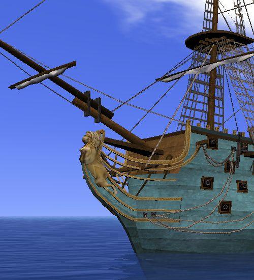船首像 | 悪い海賊が逝く - 楽天...