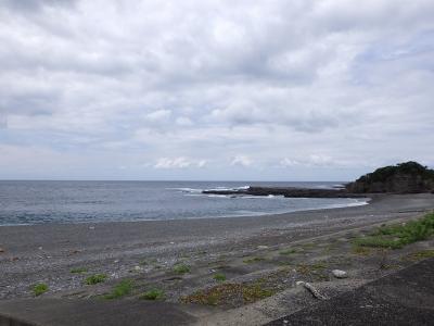 南紀旅行2015年6月上旬2 志原海岸