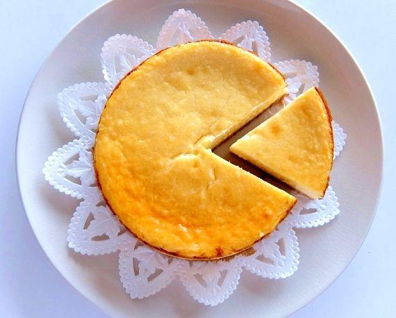 簡単 濃厚 美味しい ベイクド チーズケーキ