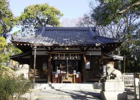 安居神社さま