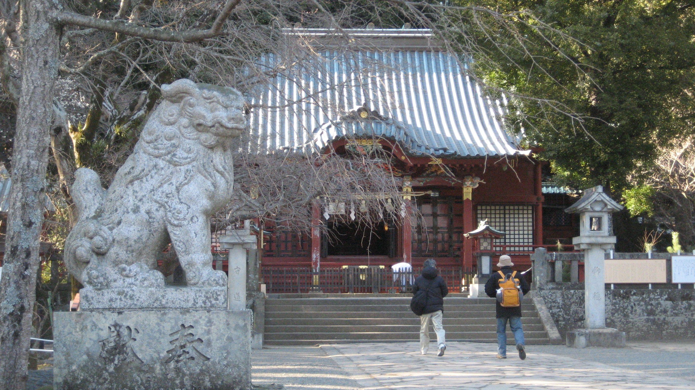 山 神社 伊豆
