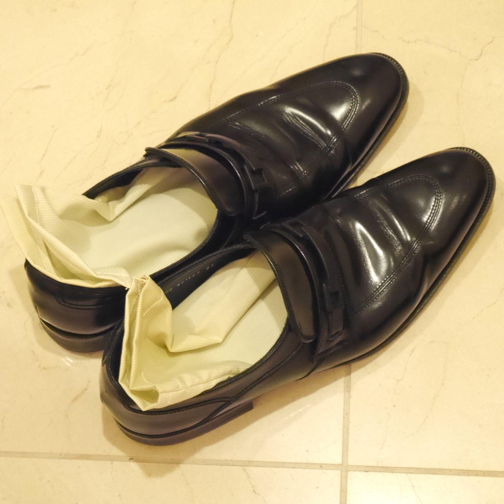 シューキーパー_外袋_ロング_メンズ革靴