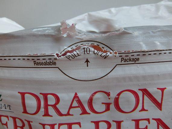 コストコ ドラゴンフルーツ ブレンド 1,488円 Columbia FRUIT ドラゴンフルーツブレンド 冷凍フルーツ