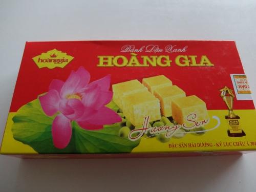 緑豆 ベトナム お土産 お菓子 Hoang Gla