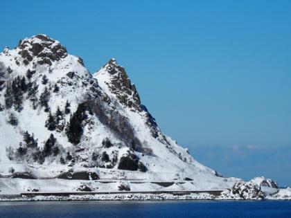 宗谷シーズン55~冬の北見神威岬...