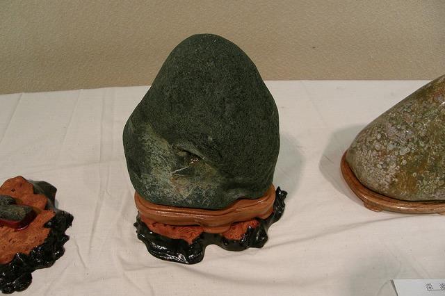 錦石 自然石