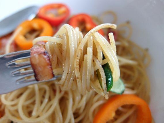 コストコ パスタ バリラ スパゲッティ 450G 98円也 Barilla Spaghetti No.3 1.4mm