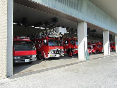 深谷市消防本部