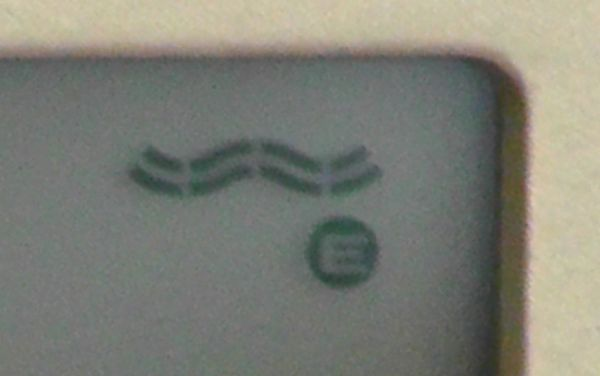 「E」=東の標準電波送信所に同期