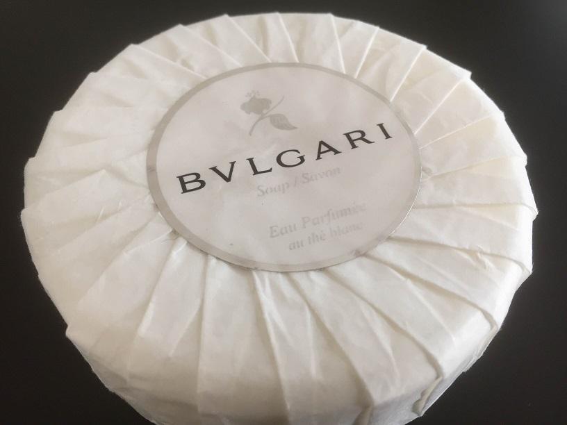 BVLGARI オ パフメ オー デ ブラン ソープ