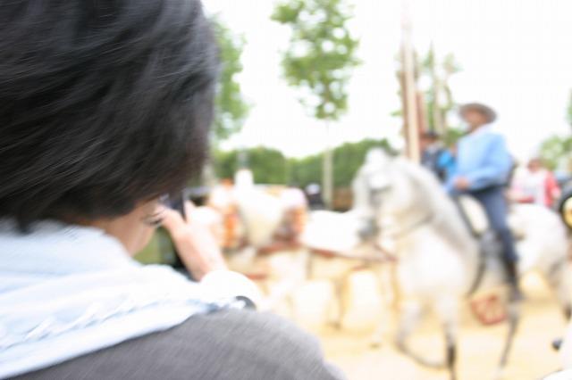 馬祭り、きょん