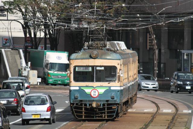 福井鉄道 200形健在