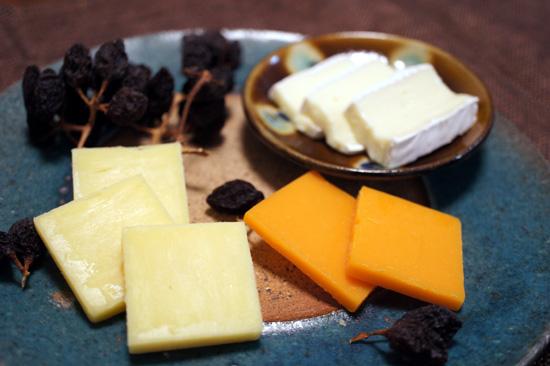 チーズ 3 種