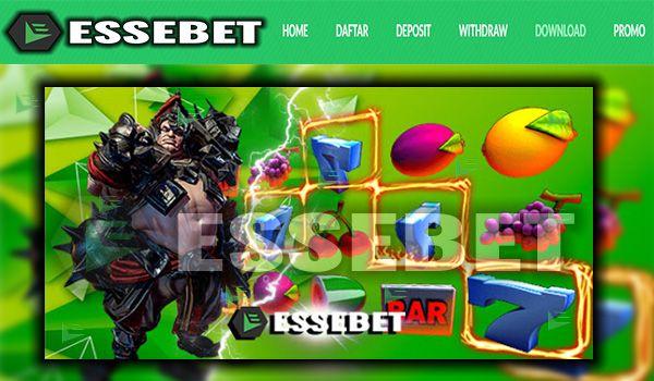Essebet Joker123 Judi Slot Online Uang Asli Essebetting88 Agen Gaming Online Ternama Æ¥½å¤©ãƒ–ログ