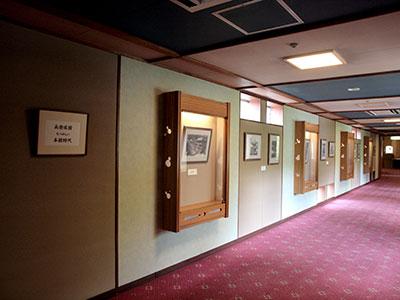 8階渡り廊下