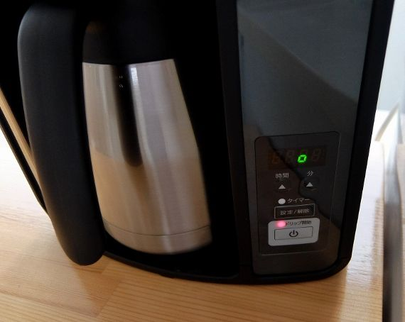 サーモス 真空断熱ポット コーヒーメーカー 1L  ECH-1001  Wilfa SVART Precision WSP-1A ステンレス