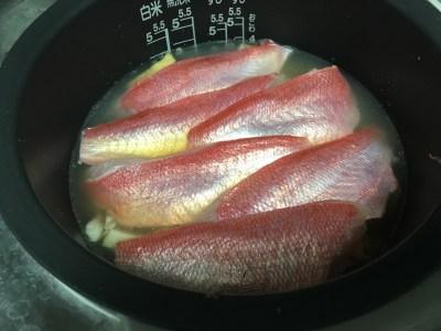 180224キンメ飯