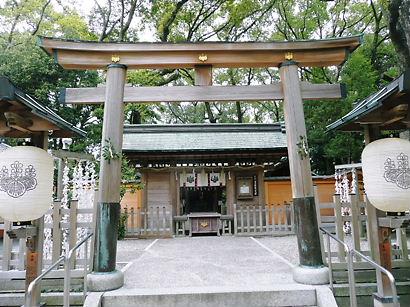 豊国神社 本堂