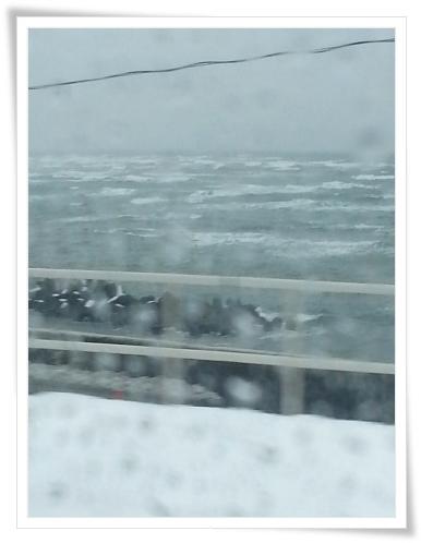新潟の海 14.2.15 12:00