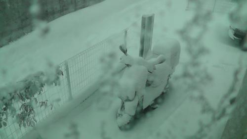 室外機の除雪と積雪対策
