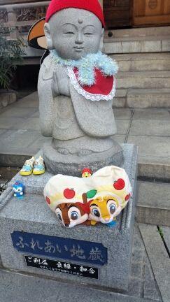 常光円満寺の地蔵菩薩