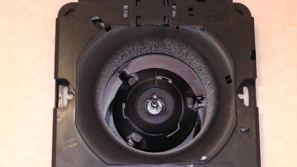 モーターもきれい パナソニックのパイプファンFY-08PFL9D