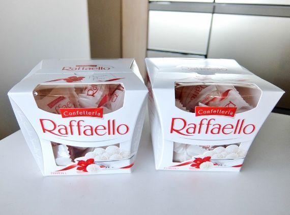 コストコ レポ ブログ フェレロ ラファエロ 30個 998円 Ferrero Raffaello チョコレート