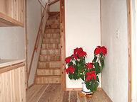 佐々木様邸新築階段