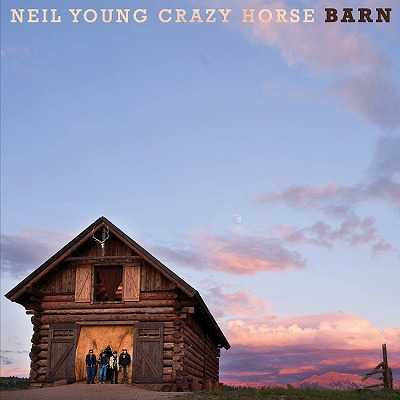 Neil Young and Crazy Horse Detail New Album 'Barn'