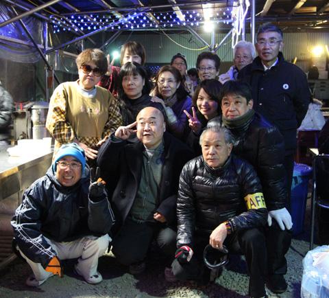 西嶋イルミ2012YBSラジオ10