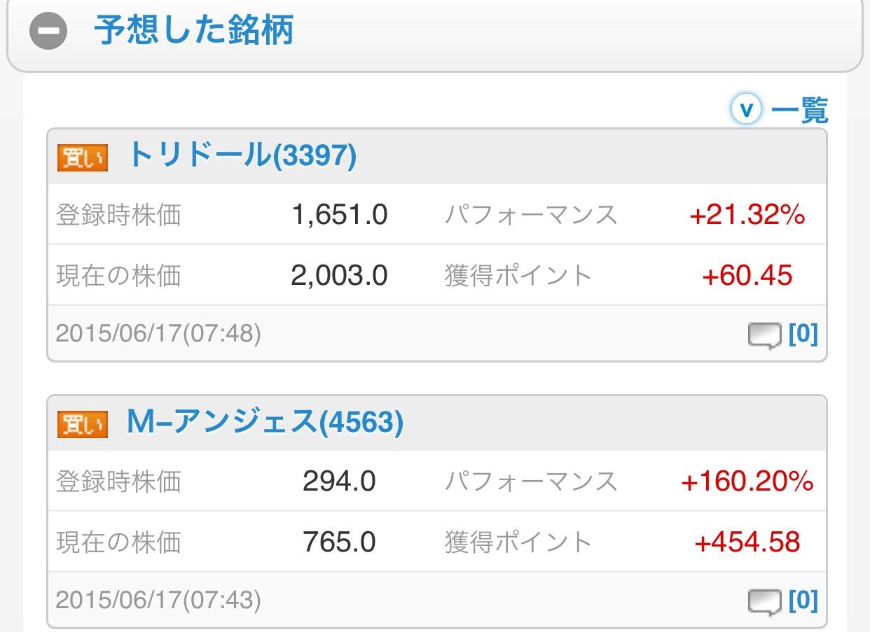 株価 アンジェス pts