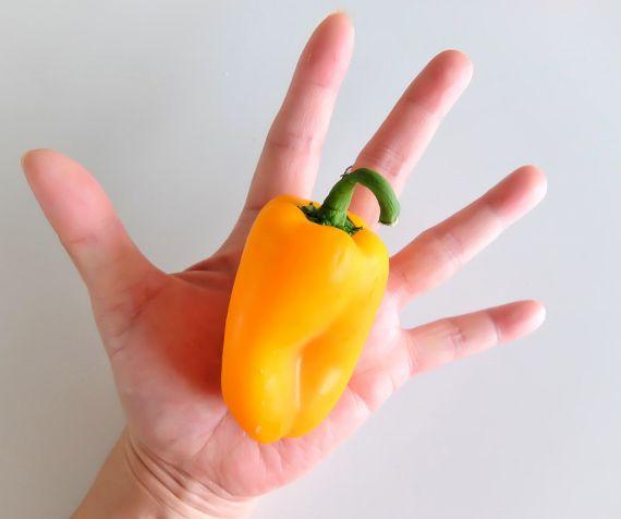 ミニスイートペッパー コストコ dolce Super Sweet Mini Peppers
