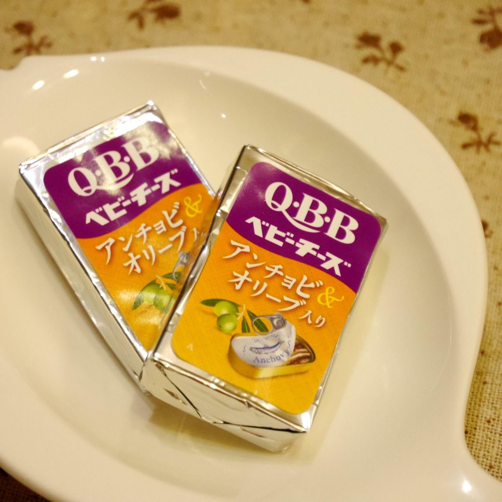 QBBベビーチーズ_アンチョビオリーブ個包装