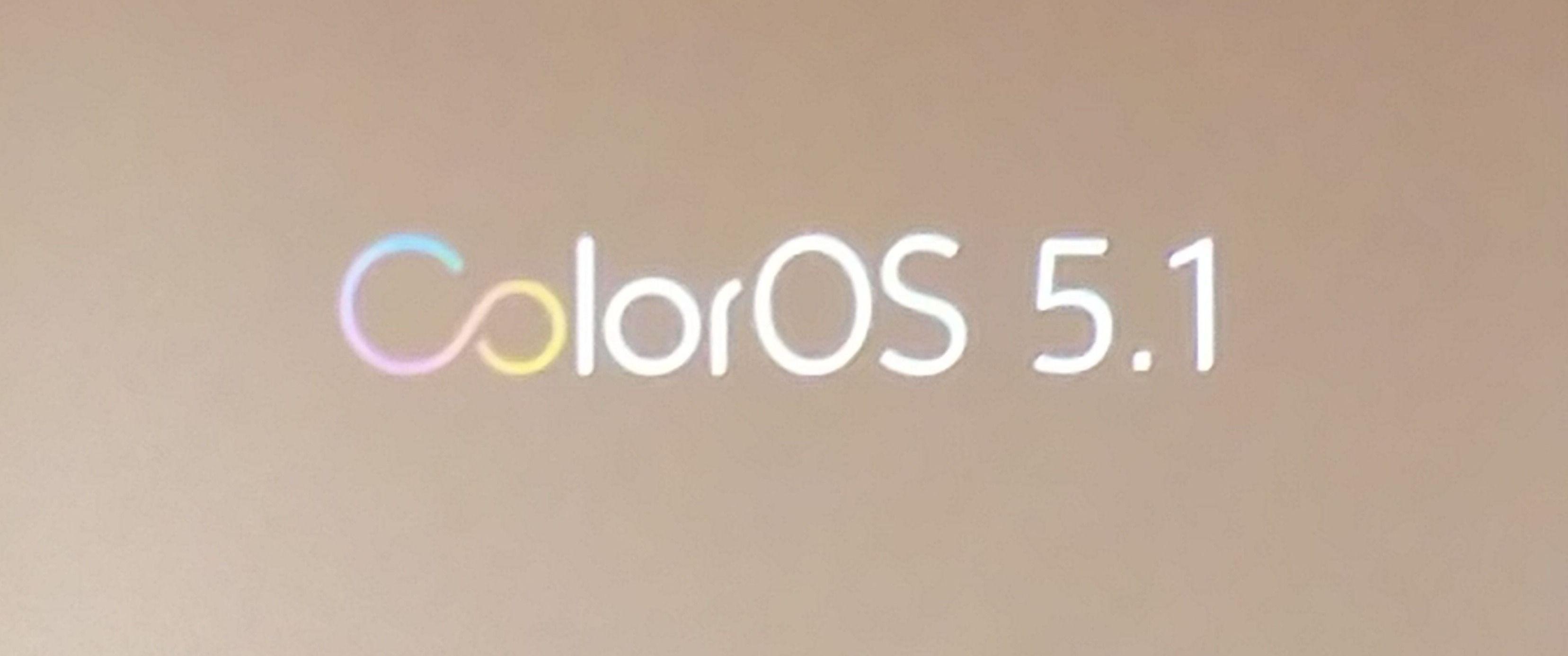 「Find X」体験イベント_ColerOS 5.1