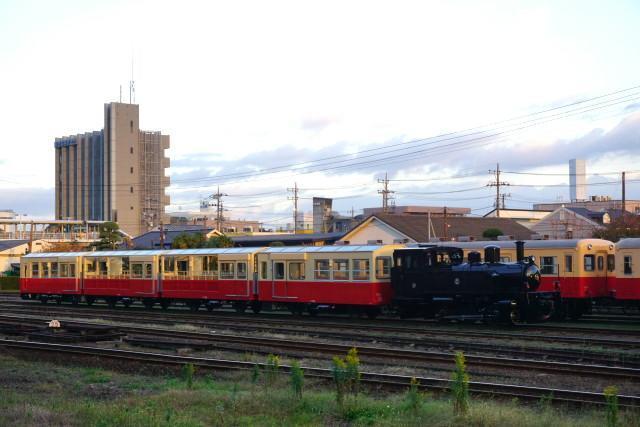 小湊鉄道 SDL 里山トロッコ整備4