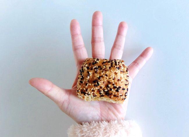 コストコ 新商品 パッパーガーリックブレッド 円 Chef Frankie シェフフランキー ミニベーグルウィッチ バイツ
