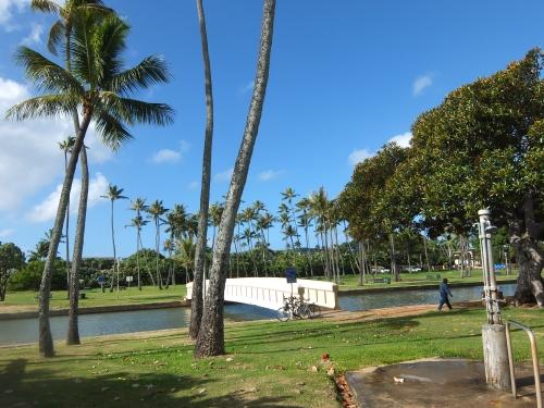 ワイアラエビーチ(Wai'Alae Beach Park) カハラ ワイキキ ハワイ