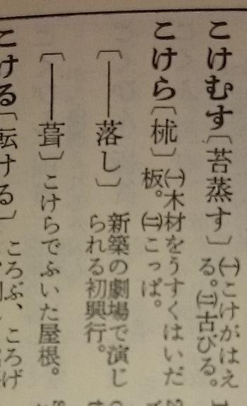 漢字 柿 いる 似 て