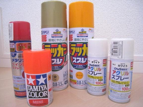 タイラバ 塗装