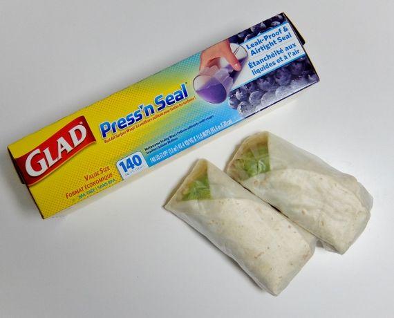 コストコ ブリトー(チキン&アボカド) 1,380円也 Burritos(Chichen&Avocado)