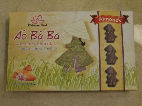 ホーチミン チョコレート ベトナム