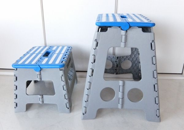 コストコ Folding Stool set 円 TOOLMASTER のステップ台 2個セット 折り