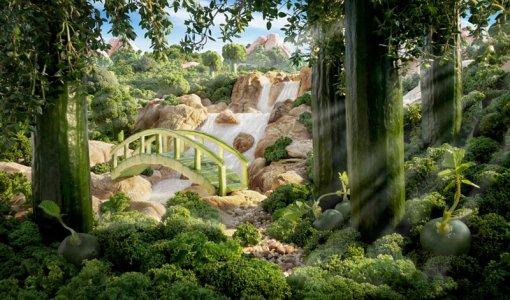 cucumber-bridge