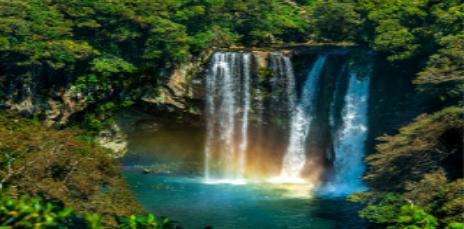 ソグィポ滝