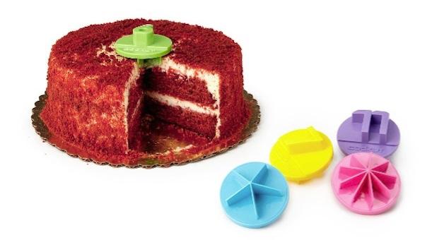 等分カット ケーキ