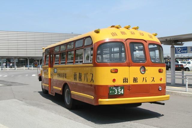 続. 函館 いすゞ ボンネットバス3