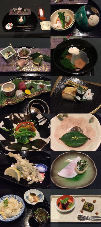 夕食@八ツ三館