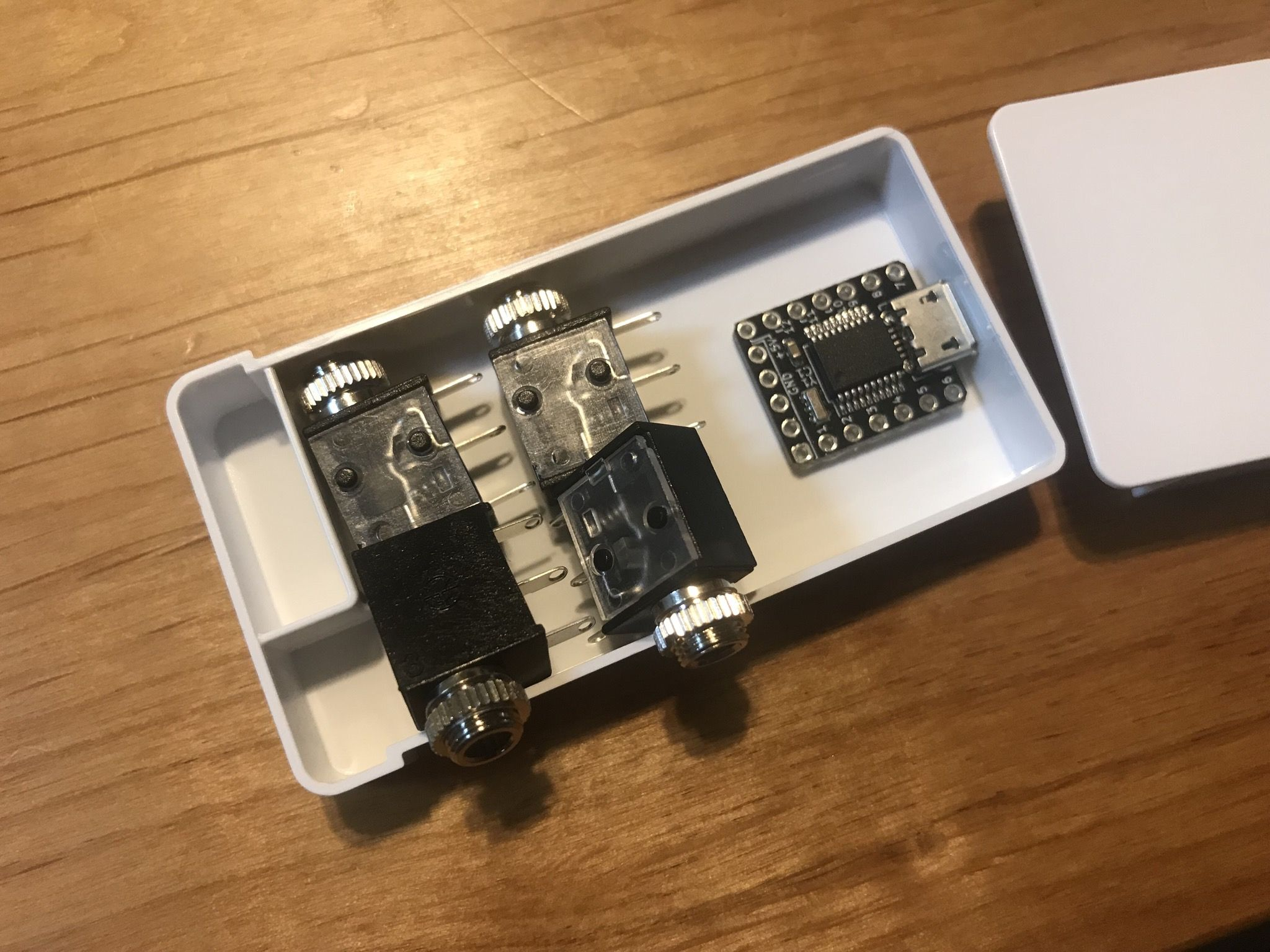 revive usb micro ファームウェア